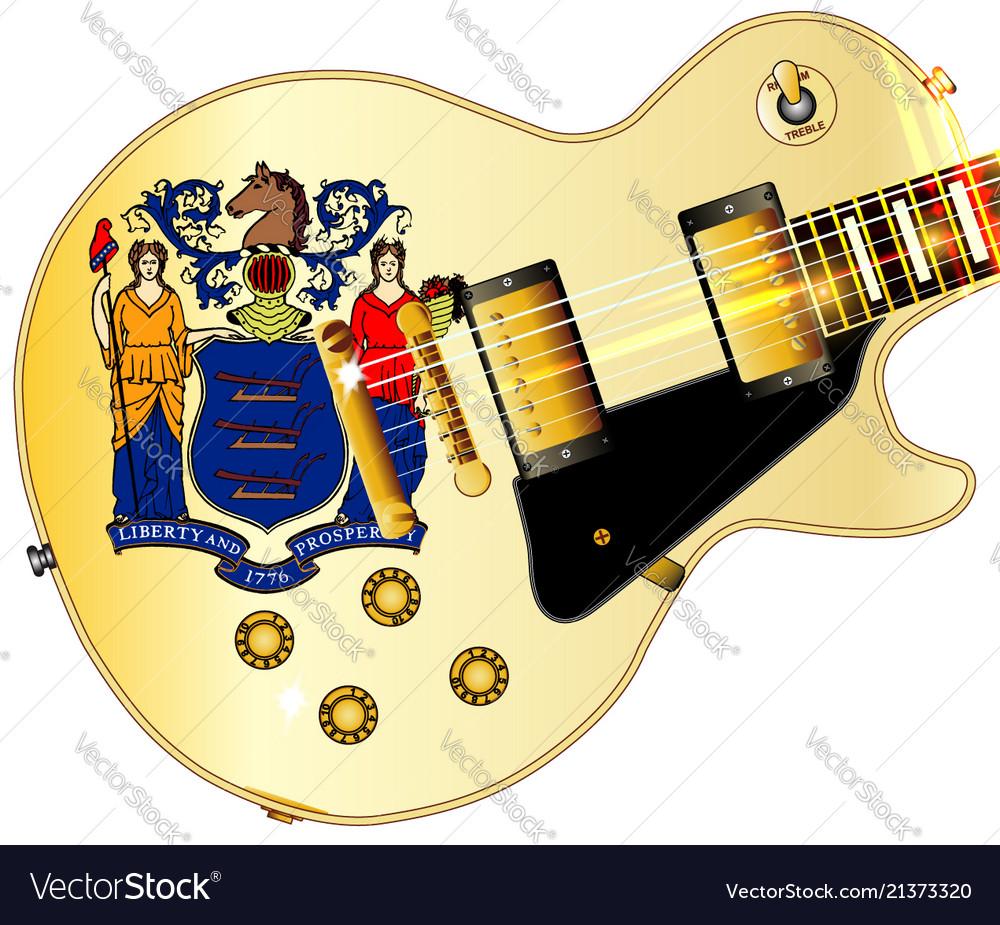 erotuskengät hinta alennettu verkkokauppa New jersey state flag guitar