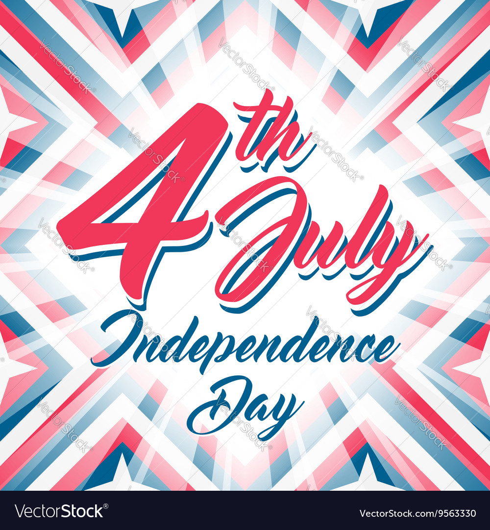 American Independence day 4th July background