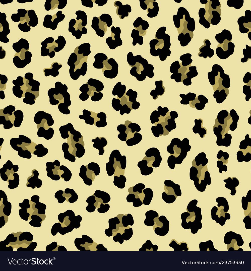 Leopard color print pink background