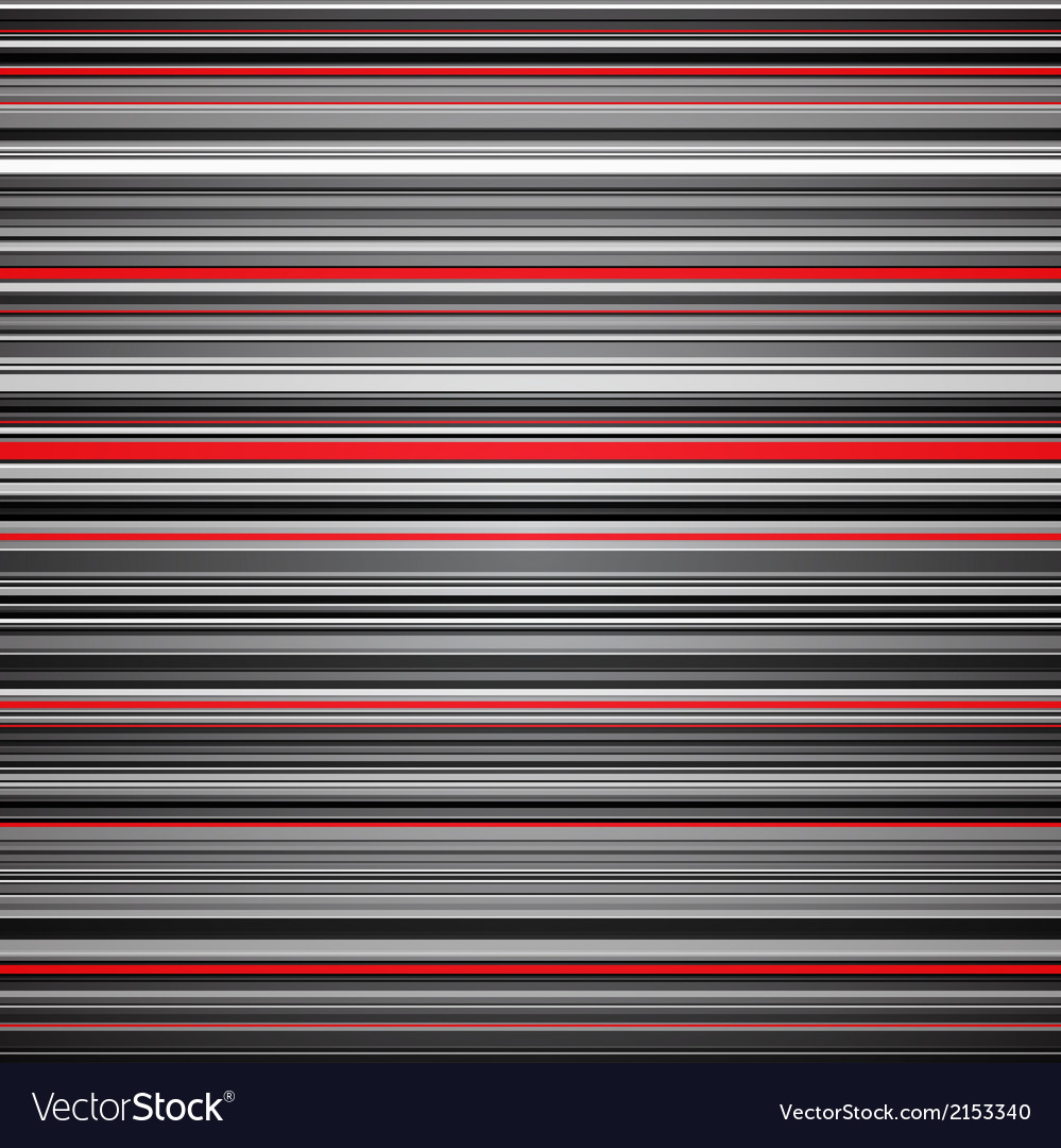 Abstract striped red and grey background