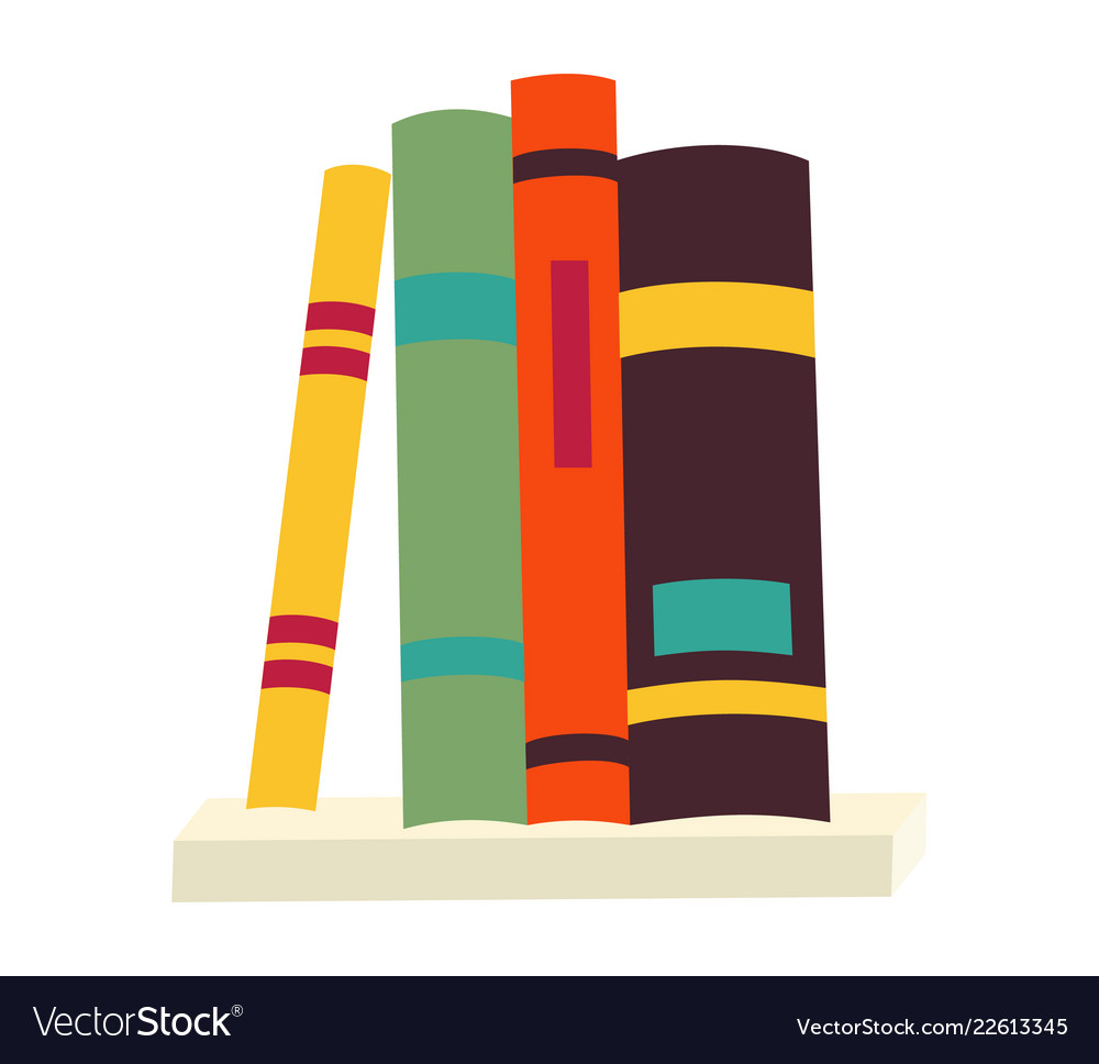 Book icon books in various angles