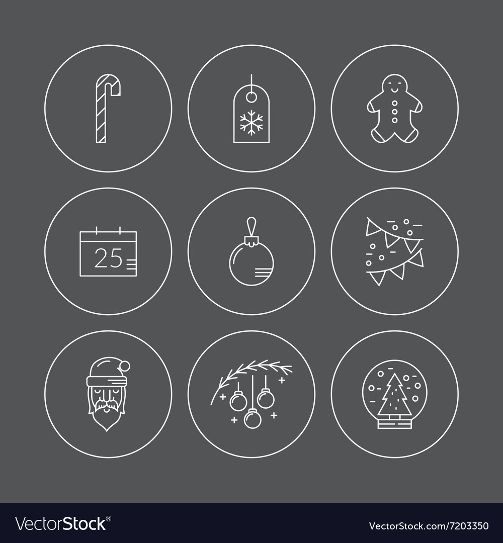 Xmas Icons