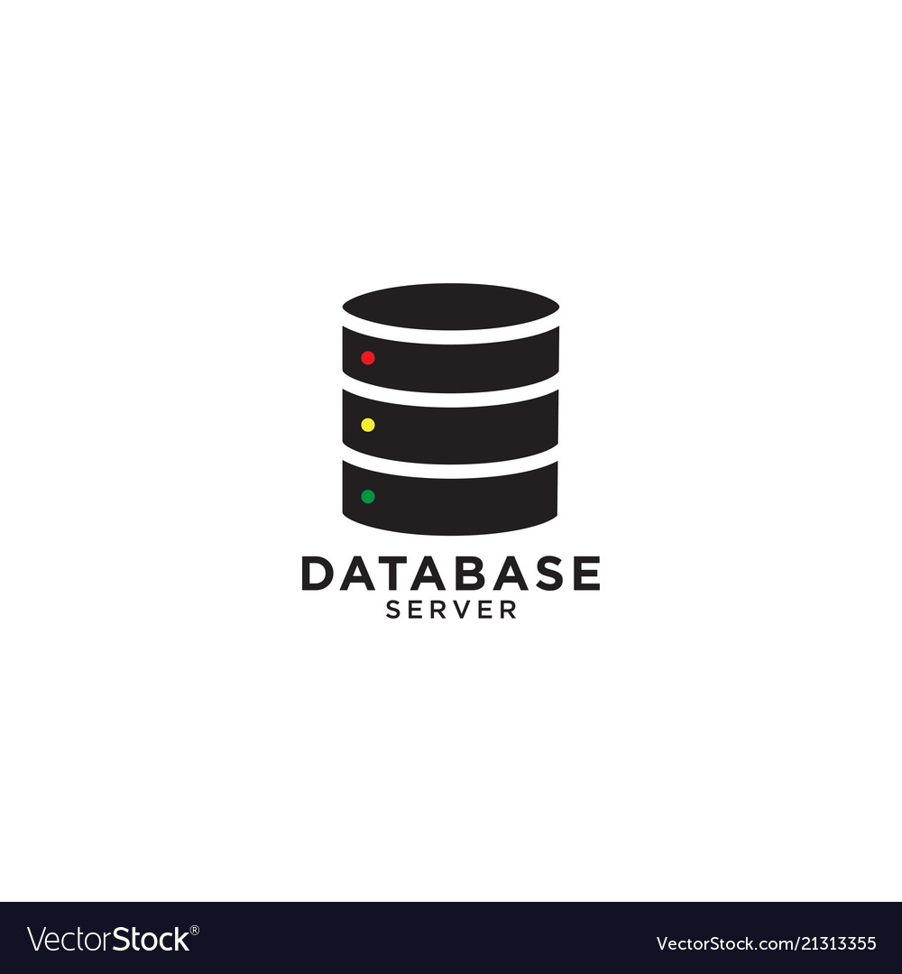 Database graphic design template