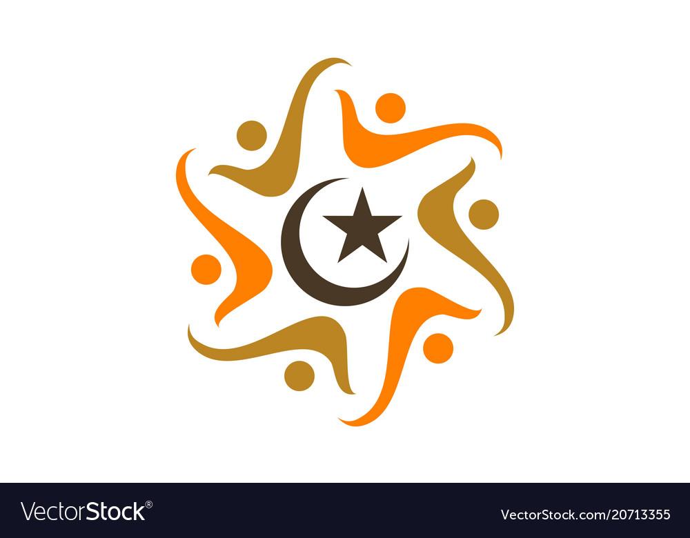 Muslim community success