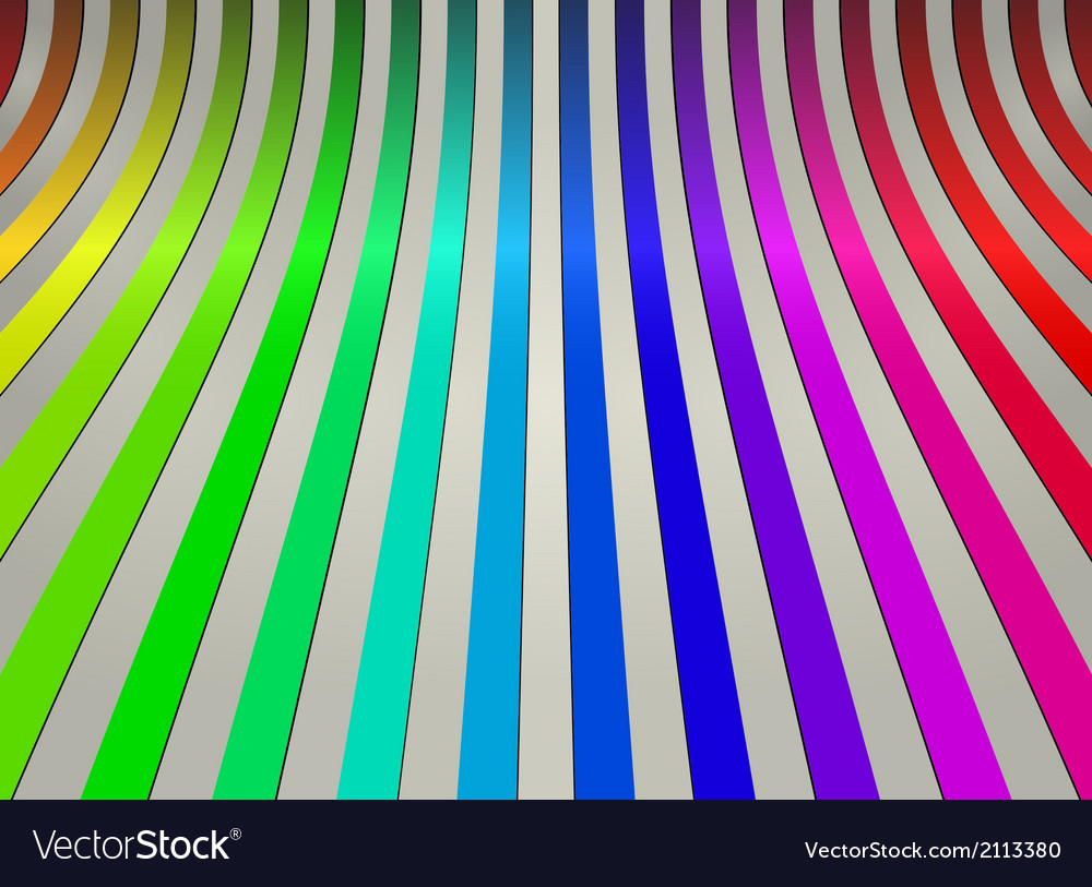 Colorful curve line abstract background