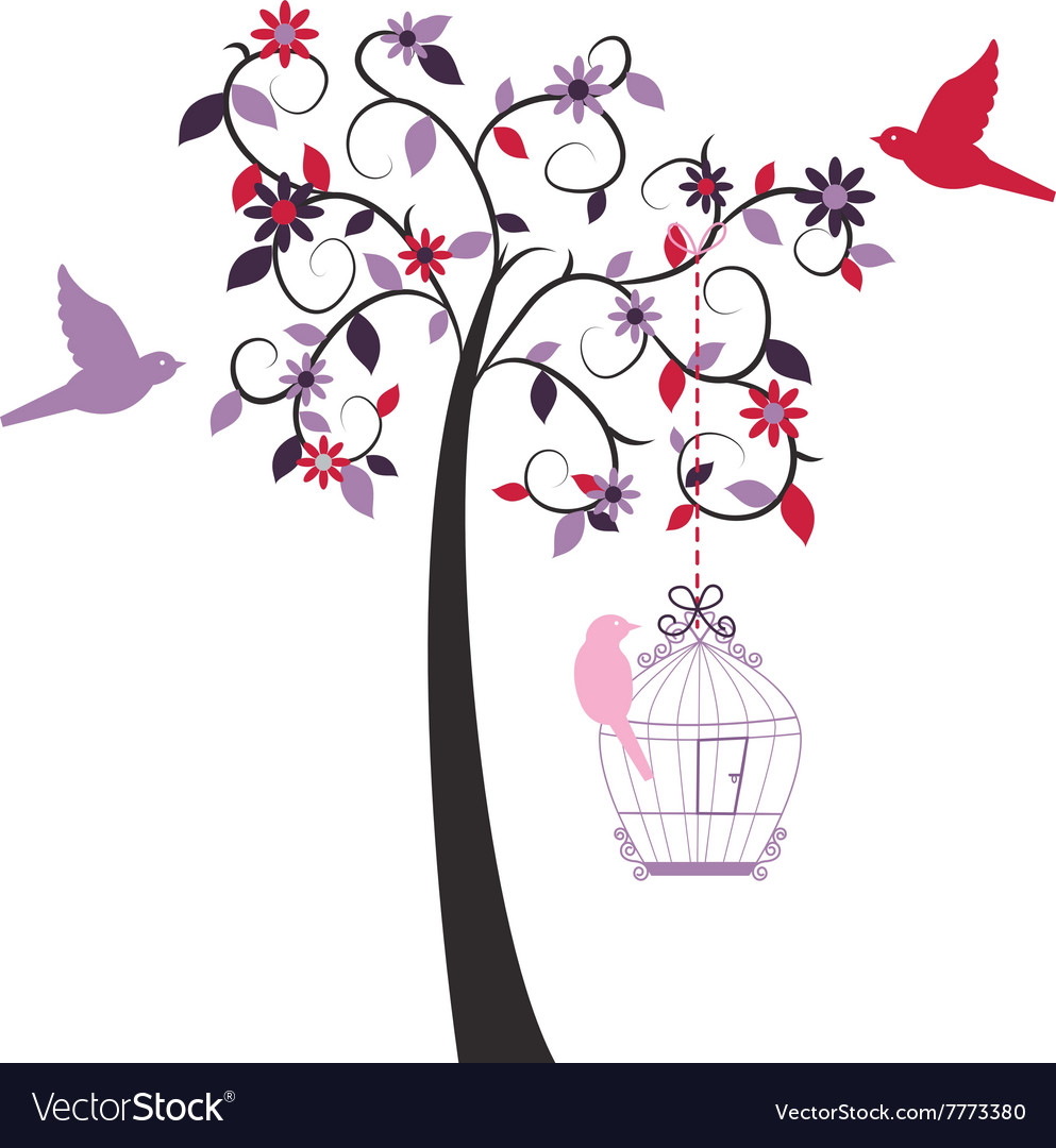 Love Tree ad Love Bird