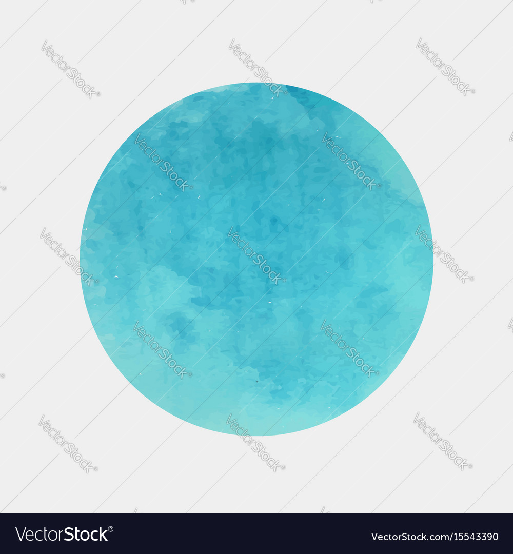 Paint Light Blue Color Royalty Free Vector