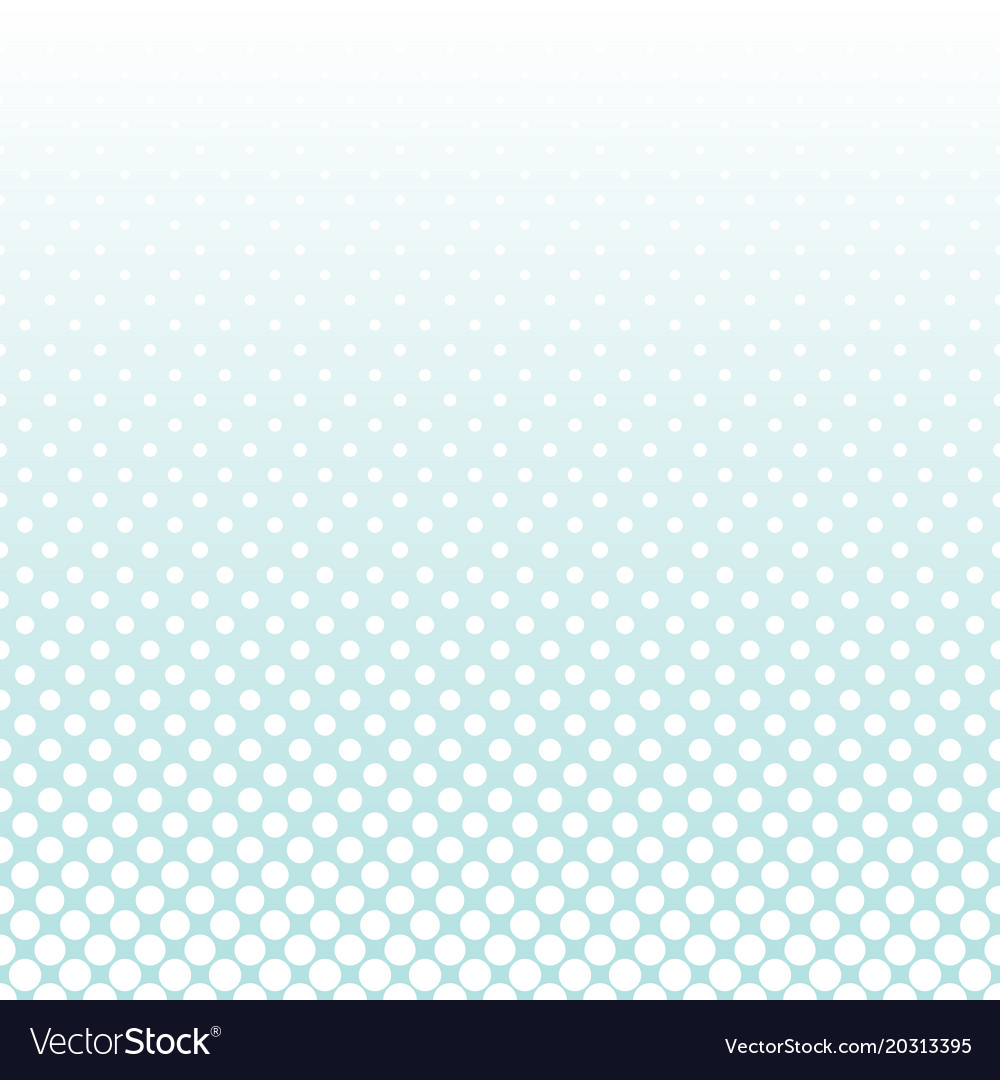 Geometric abstract gradient halftone dot pattern