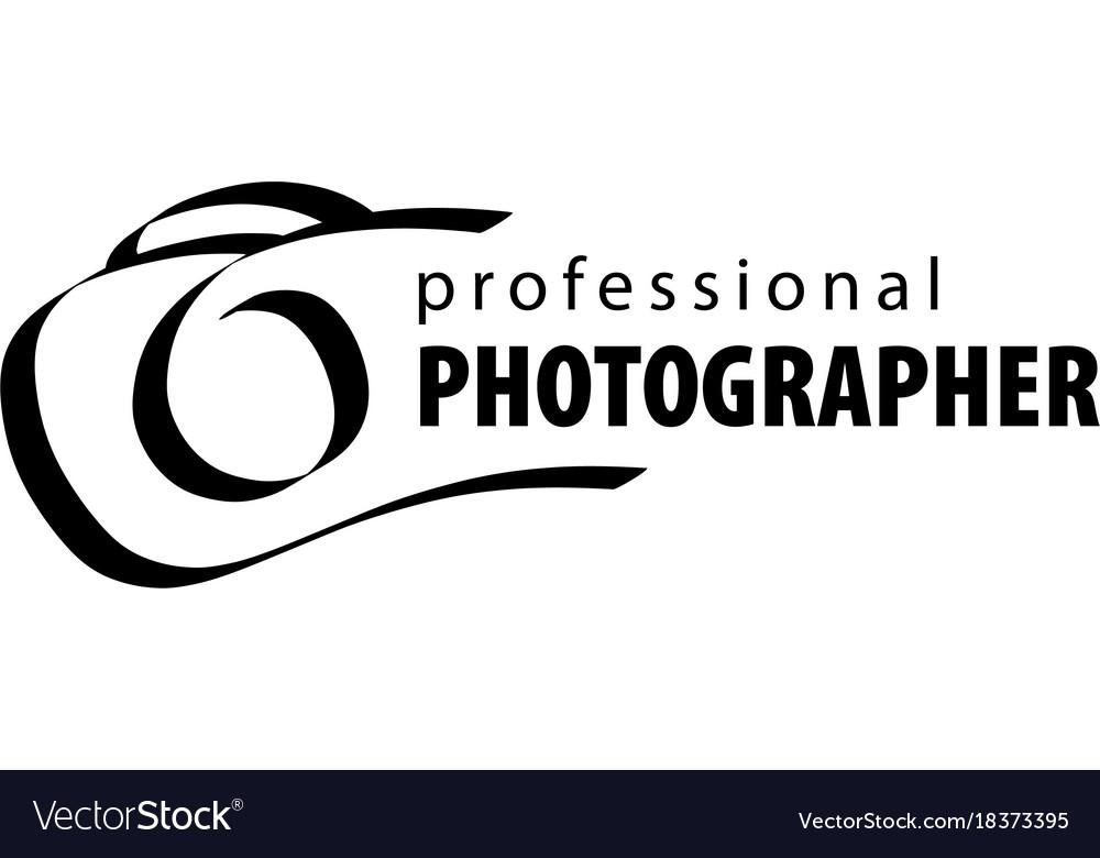 Logo for photographer