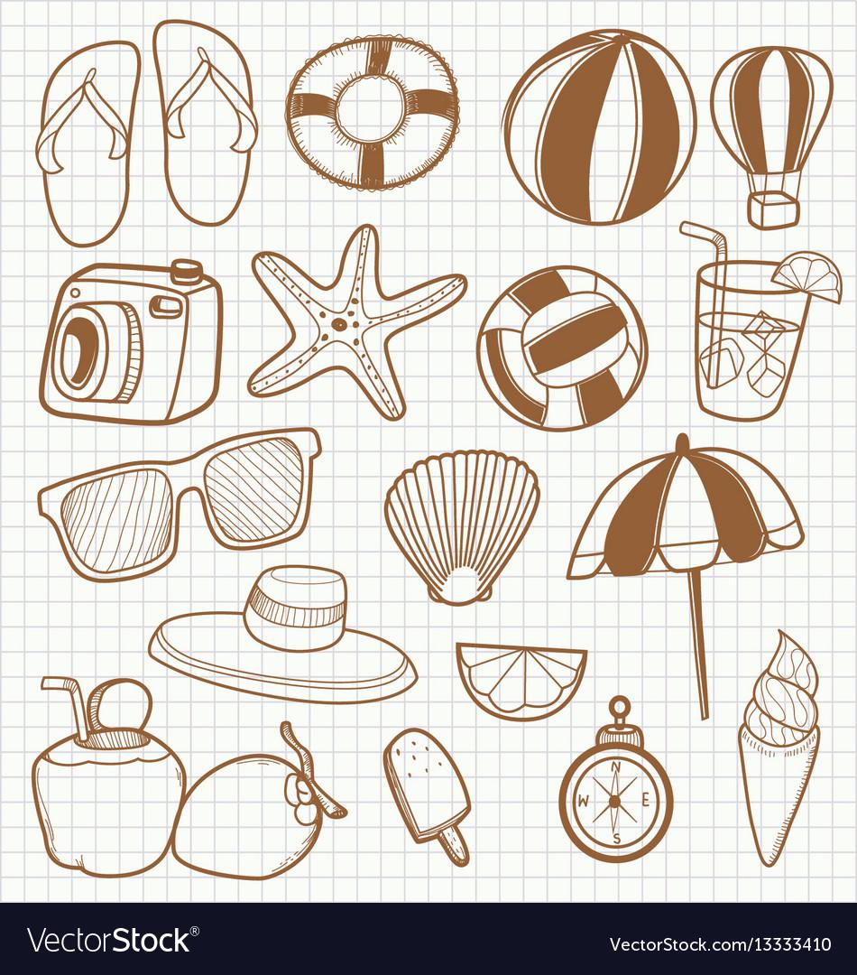 Summer travel accessory