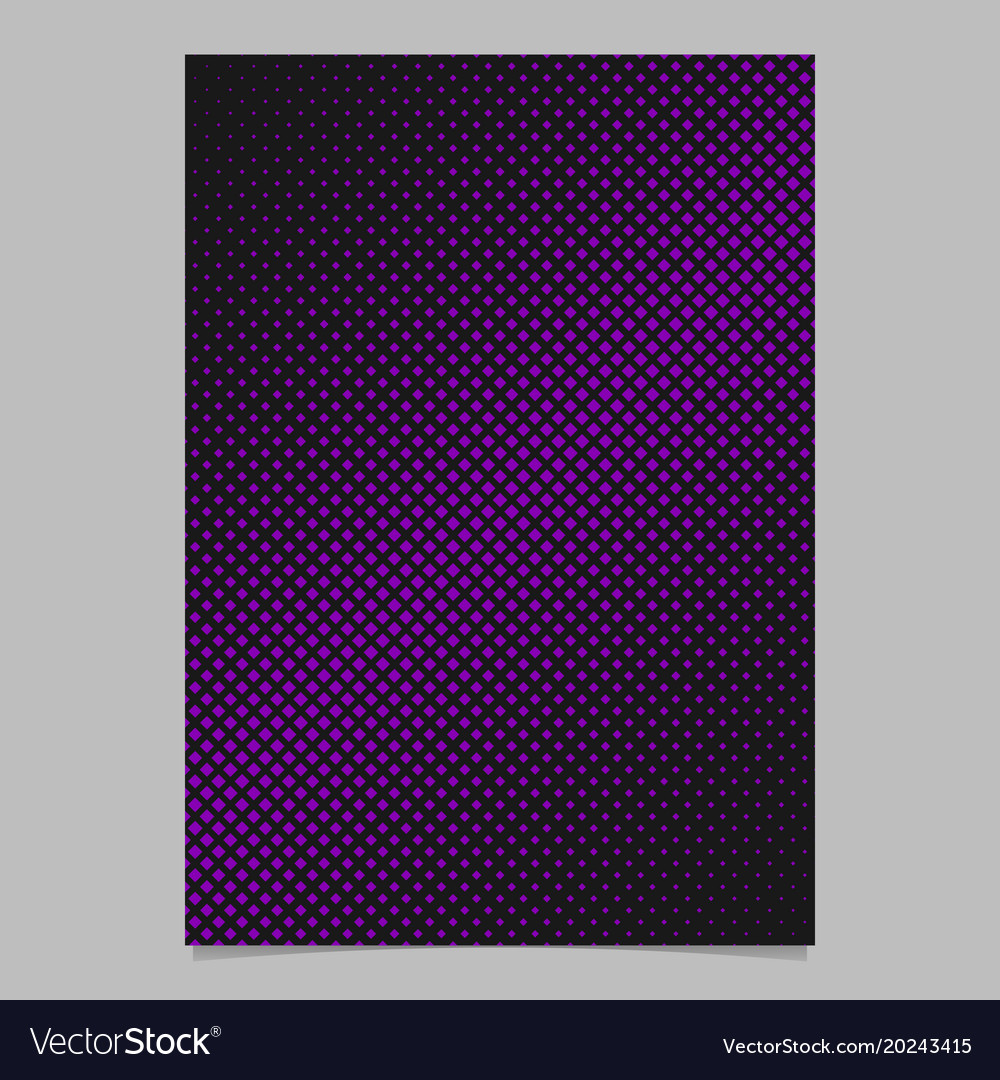 Abstractal halftone square pattern background