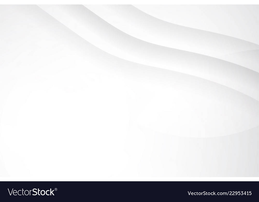 White abstract background gray abstract modern