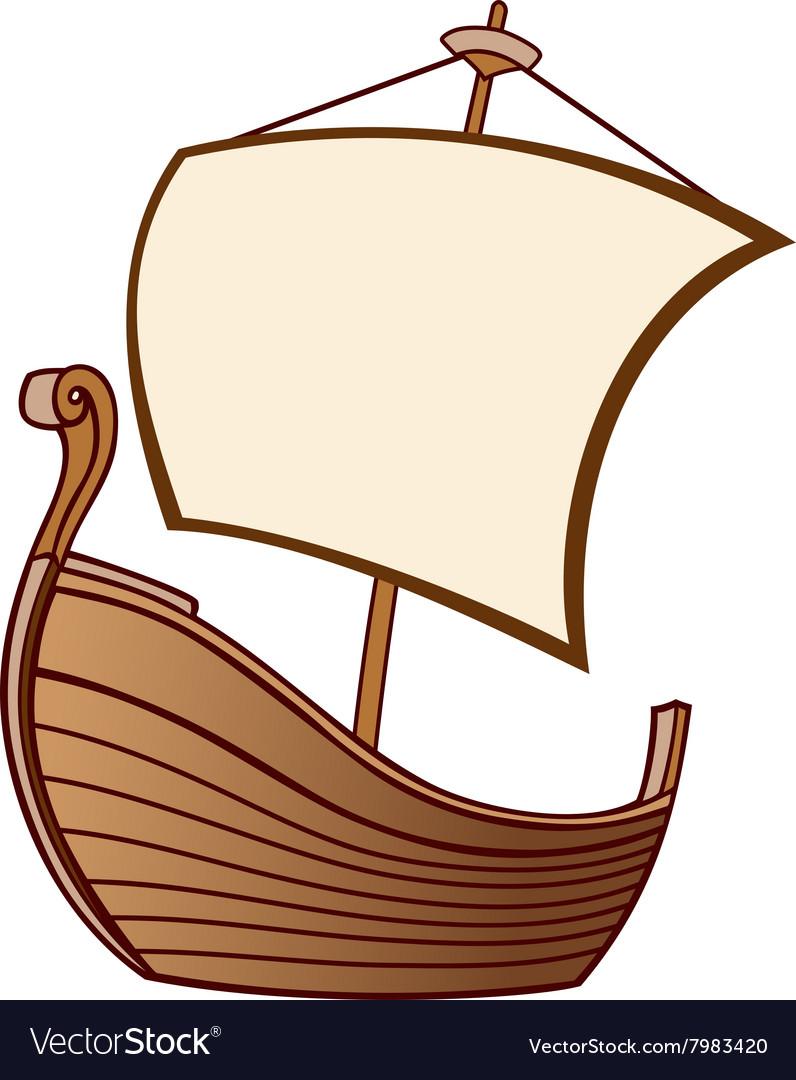 old boat royalty free vector image vectorstock rh vectorstock com boats victoria texas boat vector image