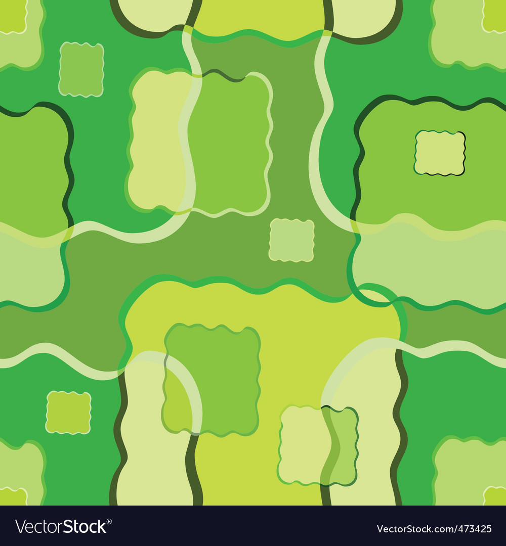 Abstract seamless in green colour