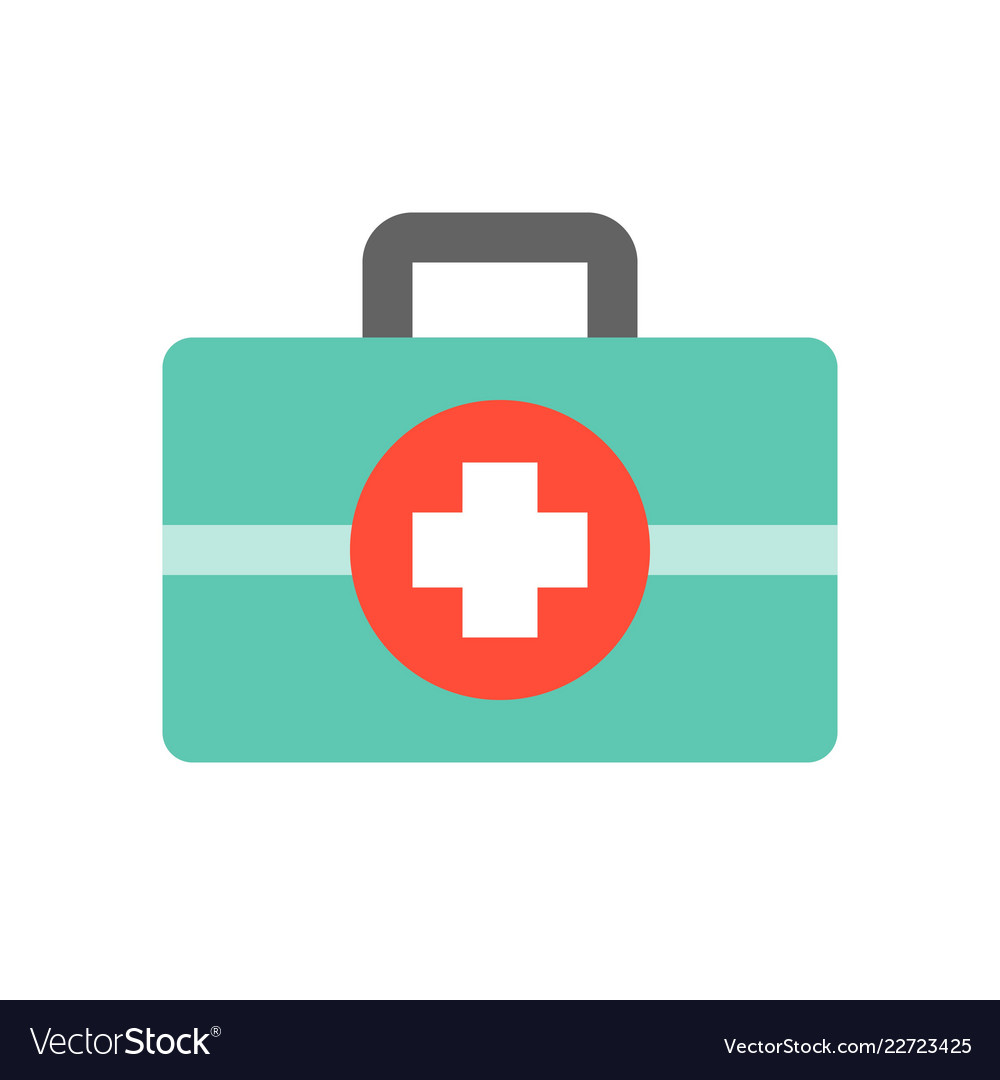 Hospital First Medical Kit Flat Aid And Related
