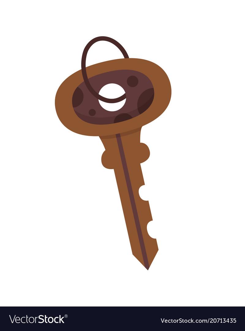 Cartoon keys secret mystery