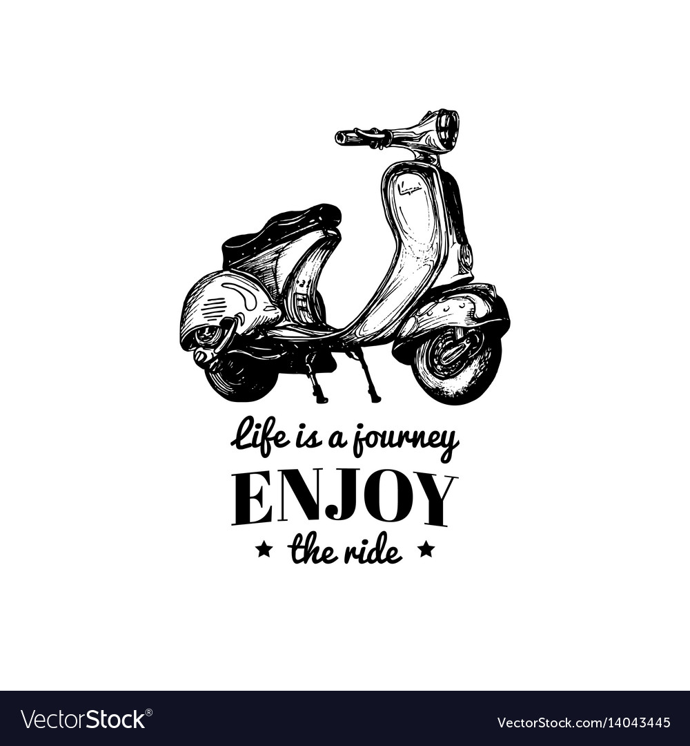Life is a journeyenjoy the ride