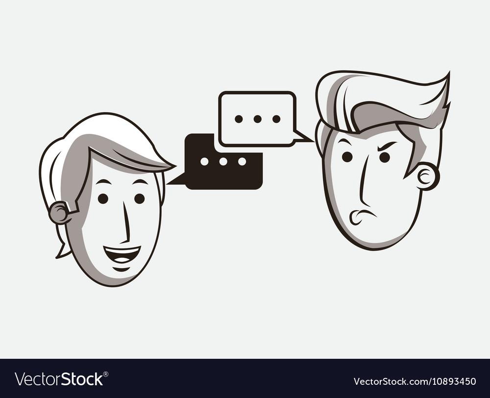 conversation between two