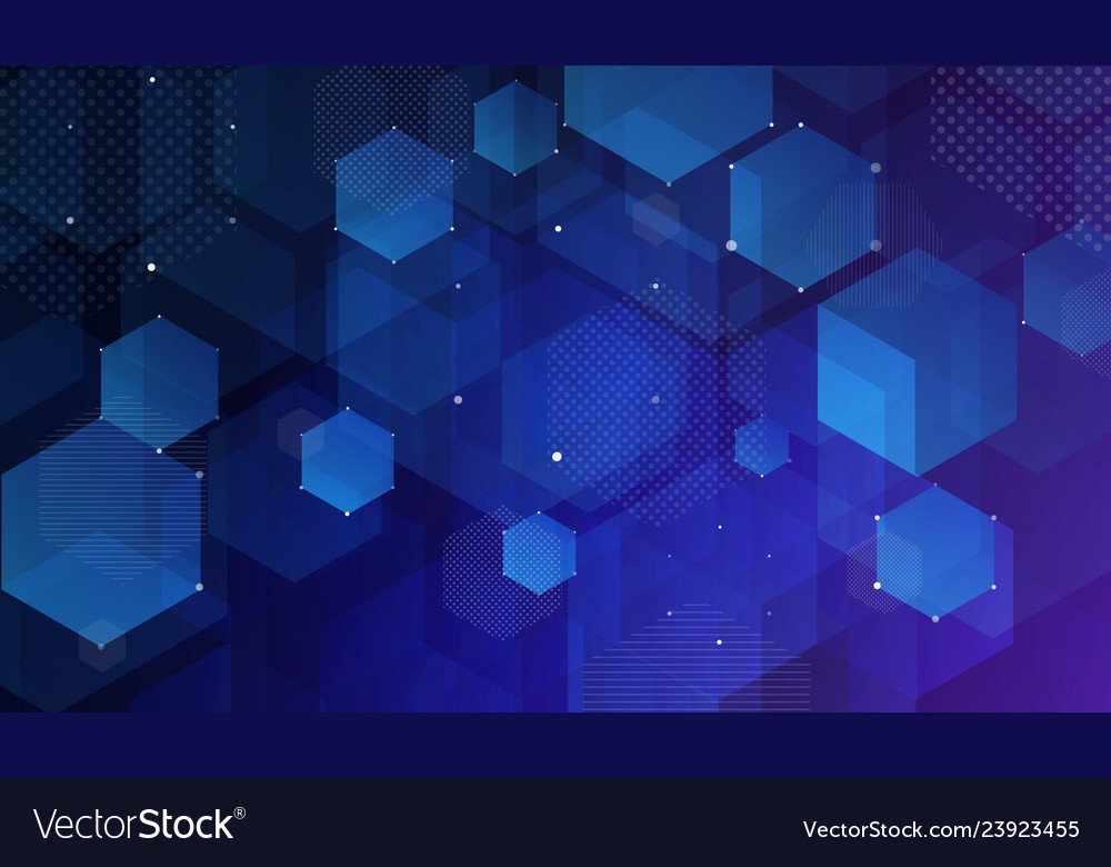Abstract shine geometric background