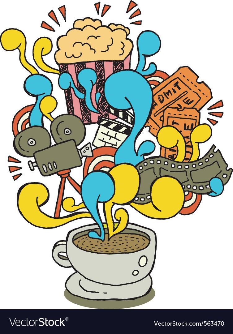 Coffee cup series movie