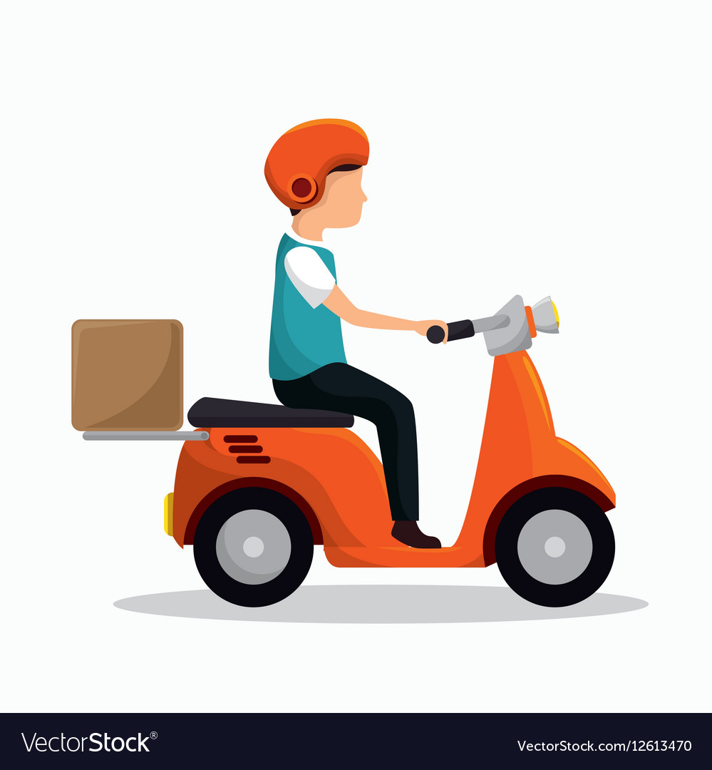 Motorcycle Courier Service