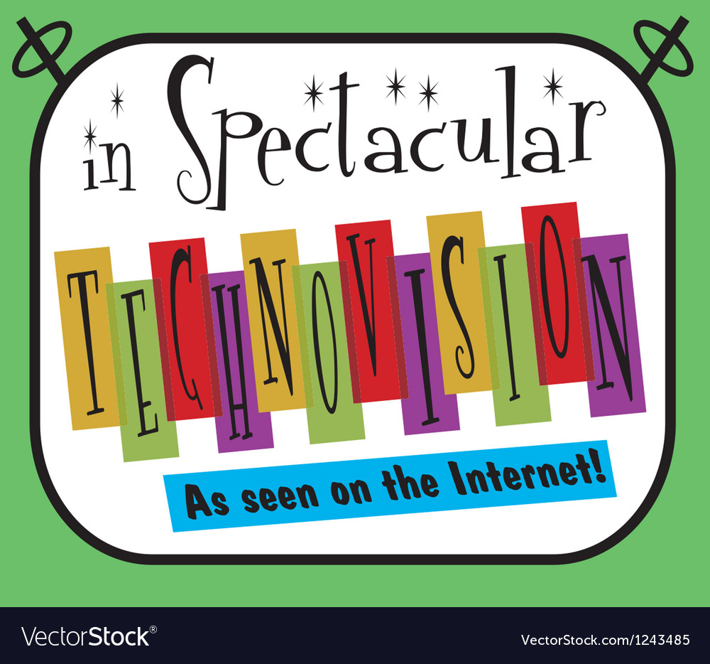 Spectacular Technovision Logo