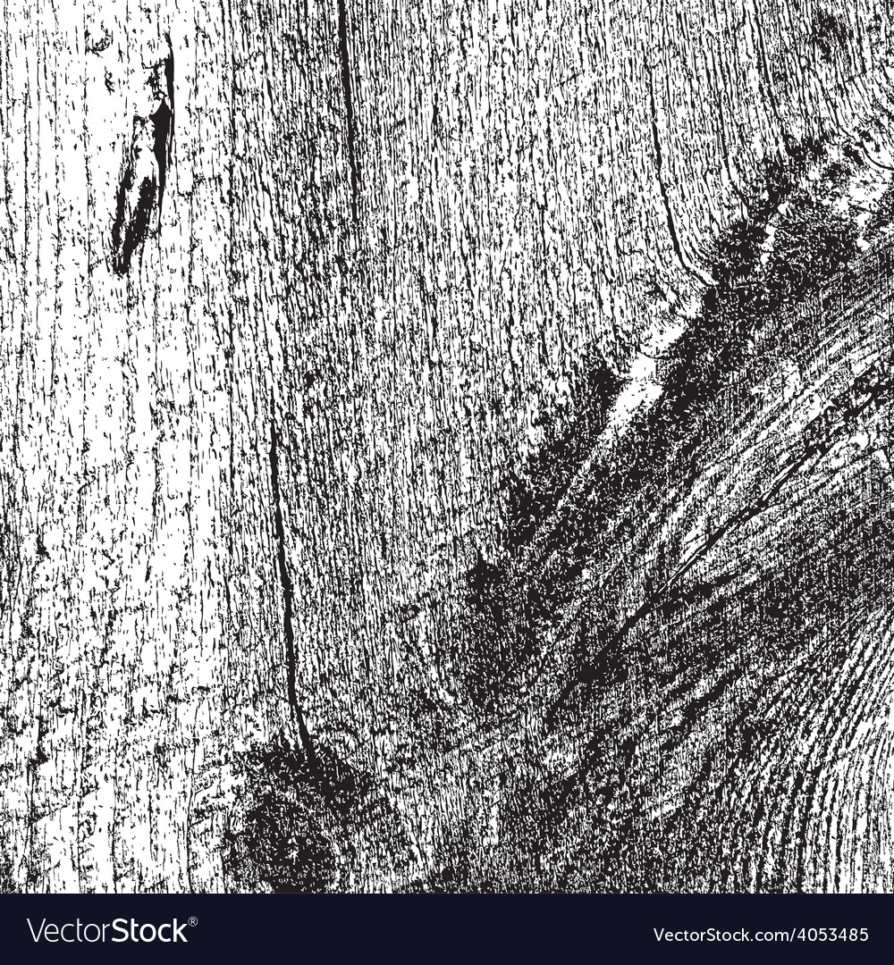 Very Grainy Wood Texture Royalty Free Vector Image