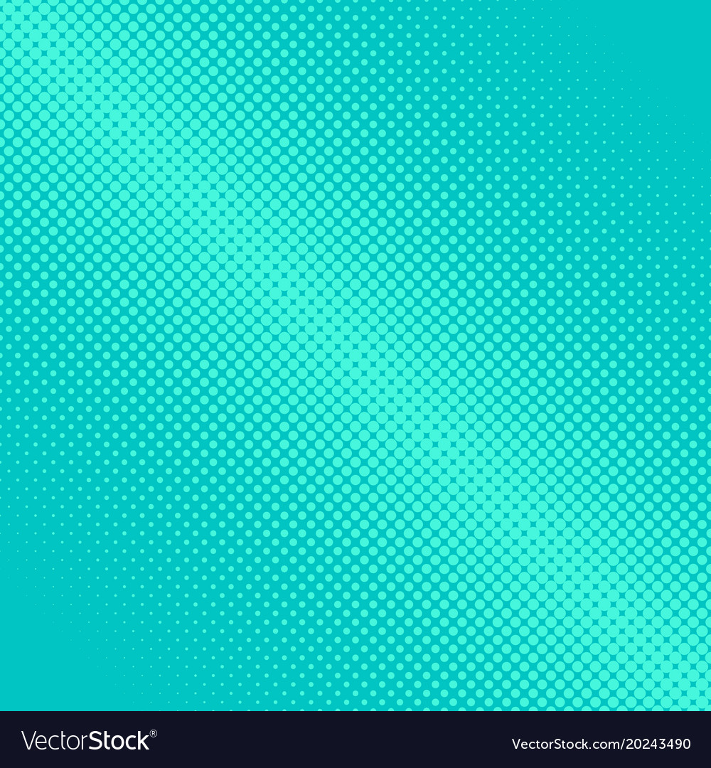 Abstract halftone polka dot pattern background