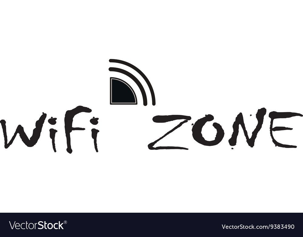 Wifi zone connection