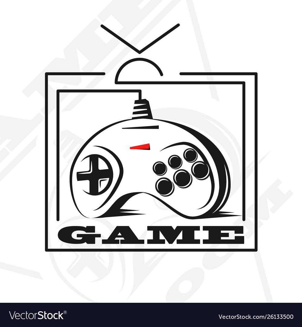 Gamepad logo