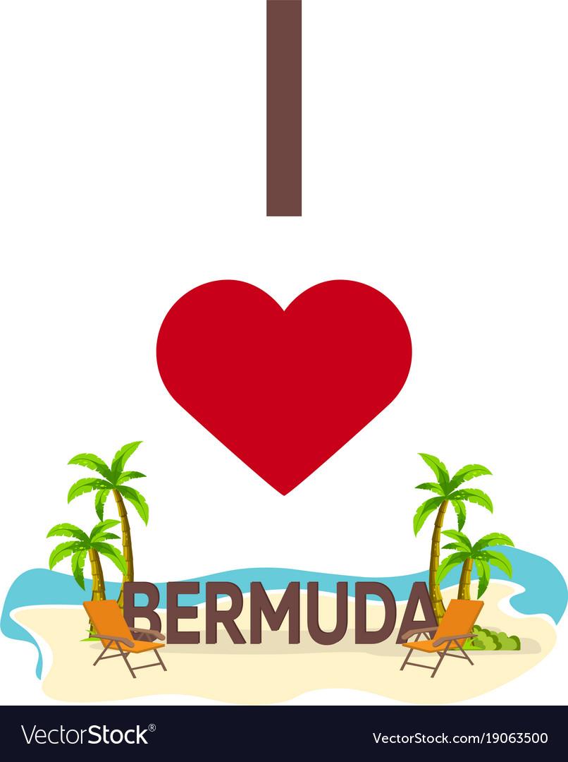 I love bermuda travel palm summer lounge chair