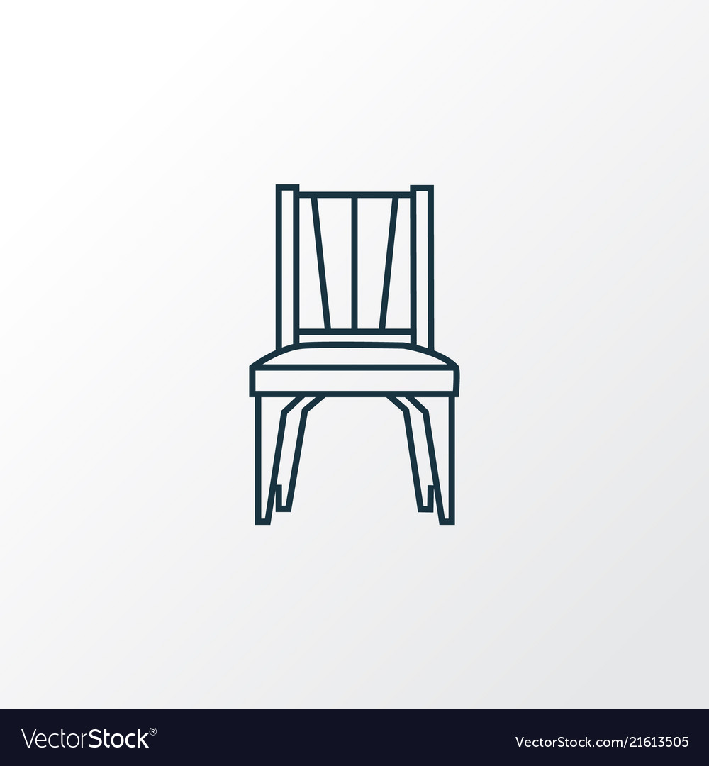 New Ideas Dining Chair Vector