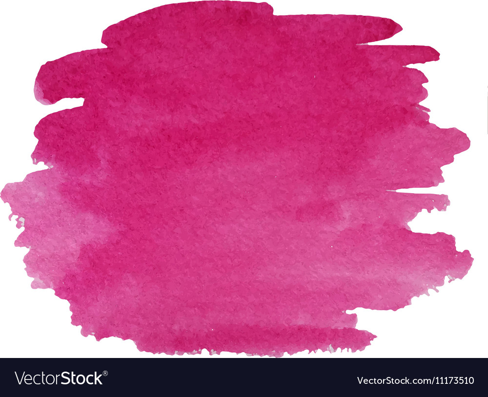 Abstract watercolor hand paint purple texture