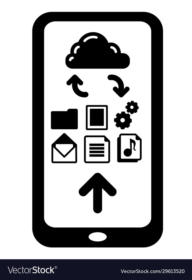Cloud service icon