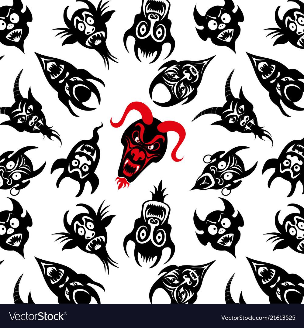 Mask Pattern Amazing Inspiration