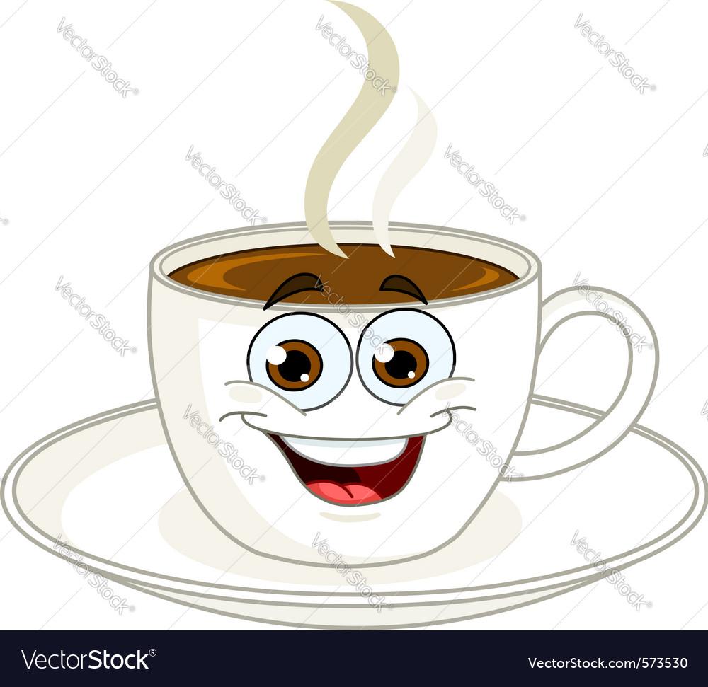 coffee cup cartoon royalty free vector image vectorstock irish clip art printable free irish clip art graphics