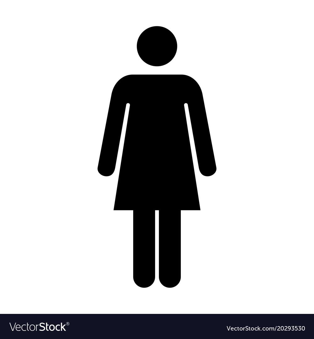 Female And Female Symbol
