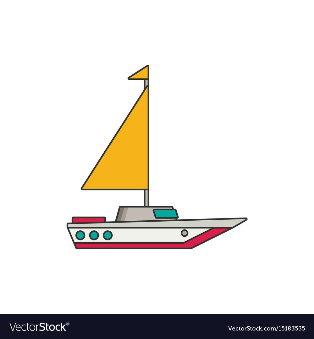 Boat flat