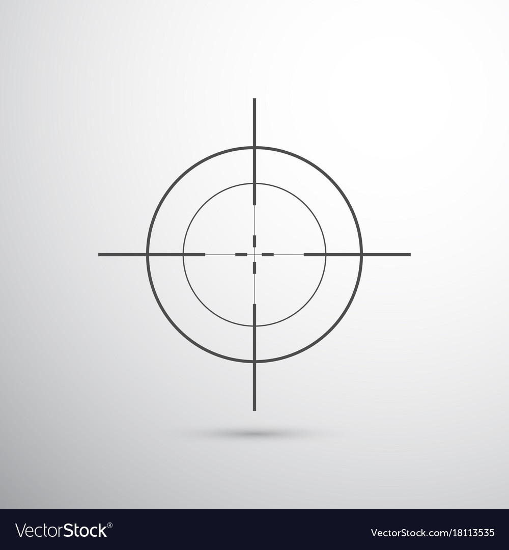 photograph regarding Printable Sniper Targets titled Sniper concentrate