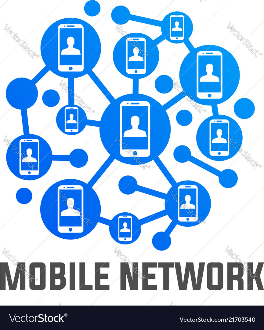 Phone mobile network connection