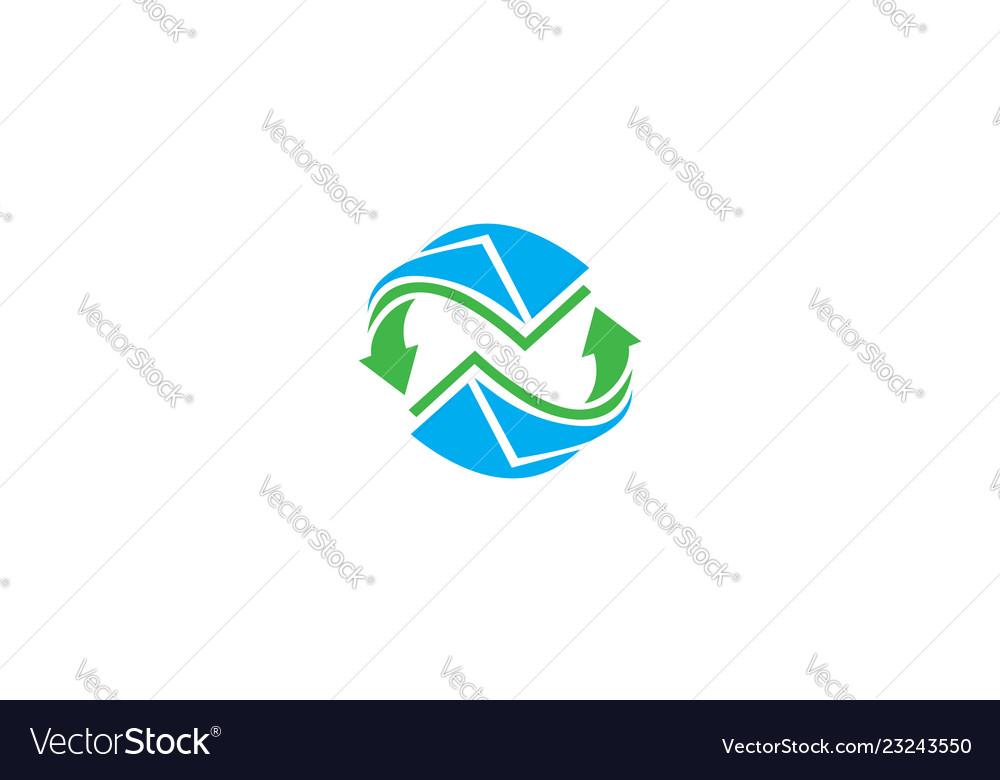 Email communication logo icon technology
