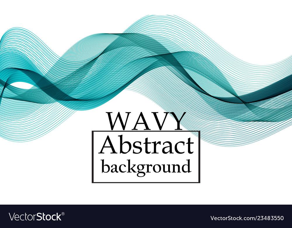 Flow shapes design liquid wave background