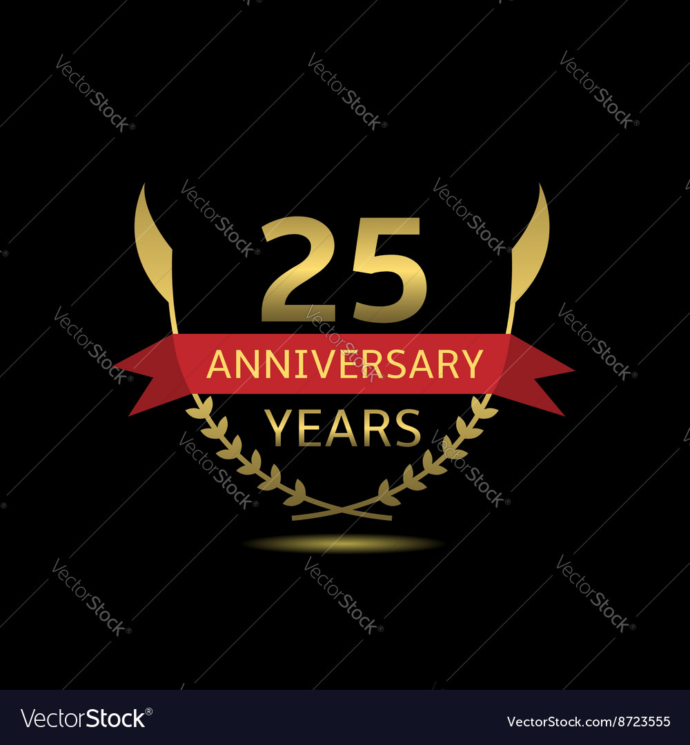 25 Anniversary years