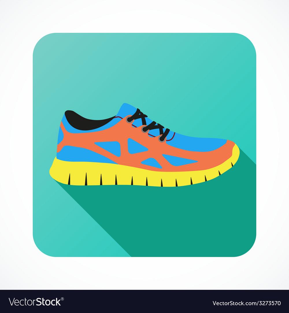flat running shoes