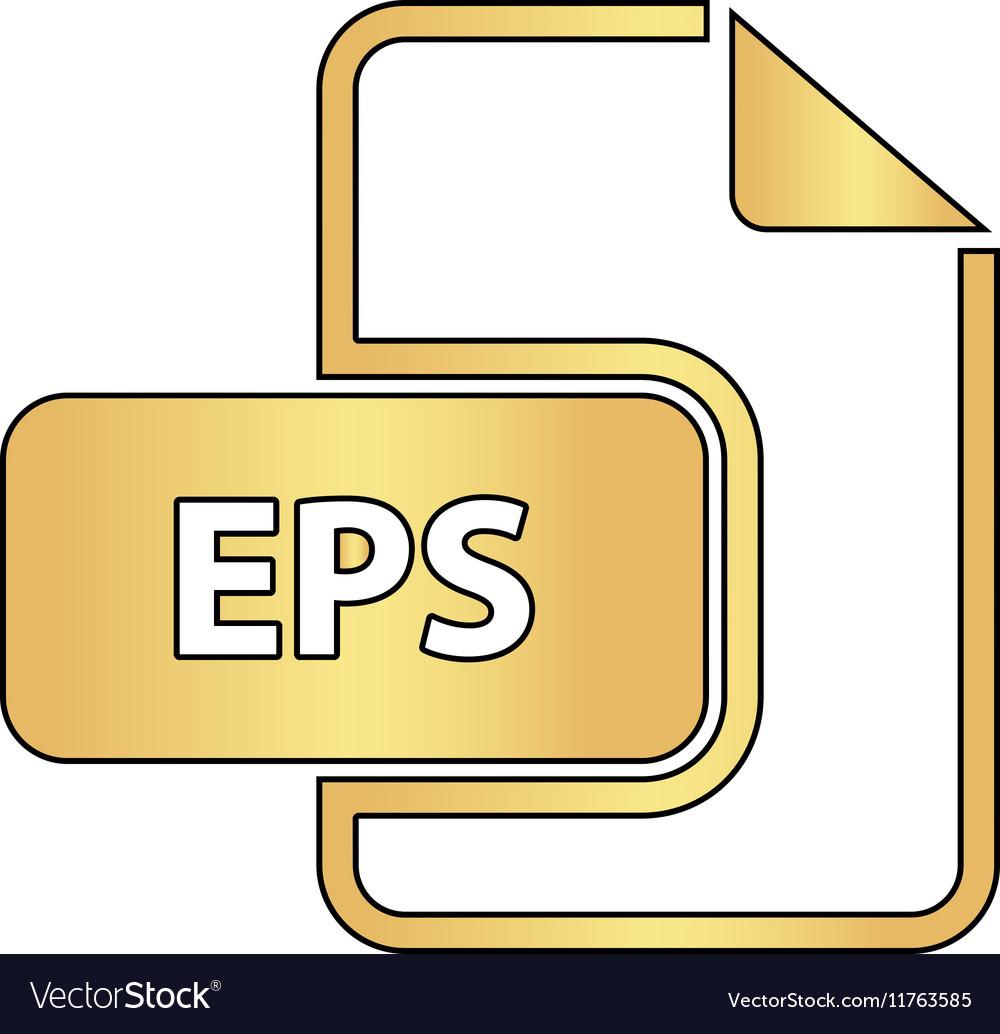 EPS computer symbol