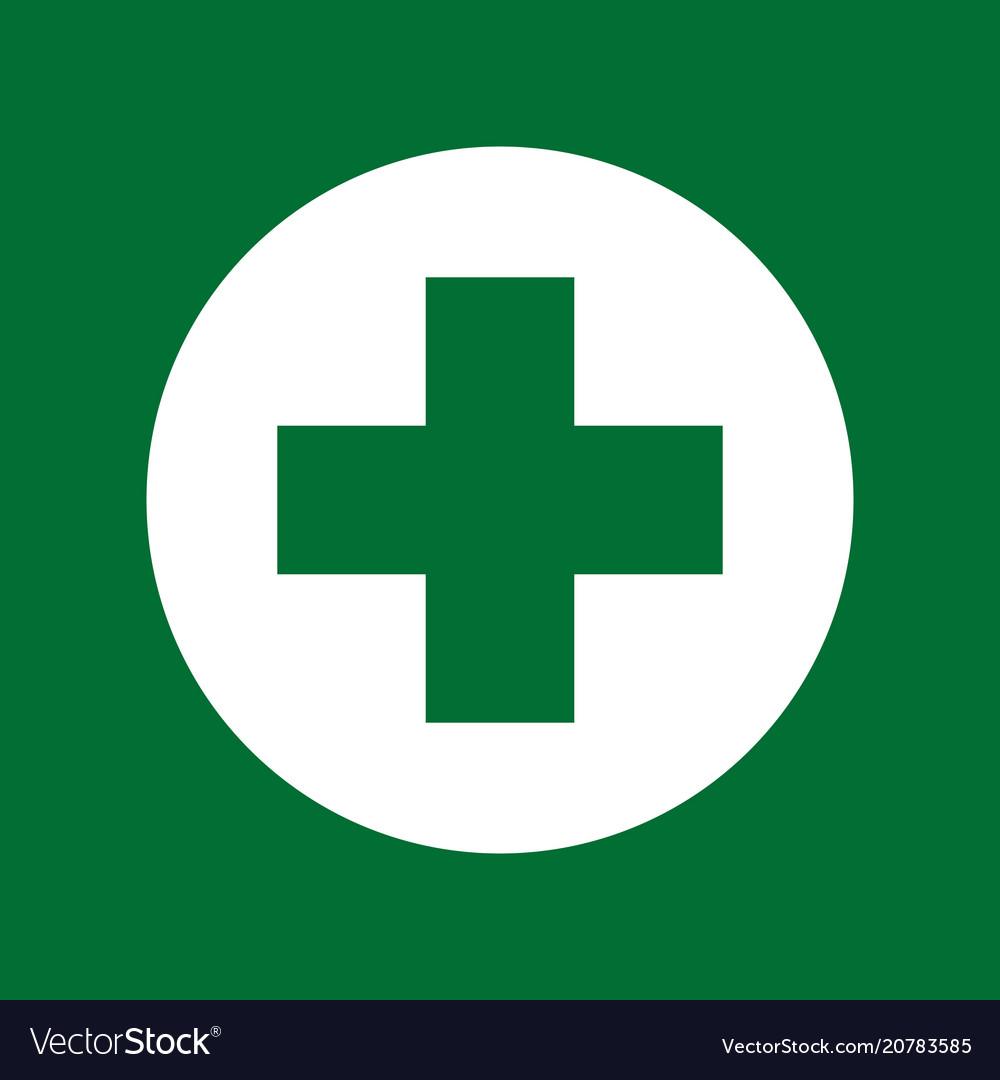 Medical Symbol Green Wiring Diagrams