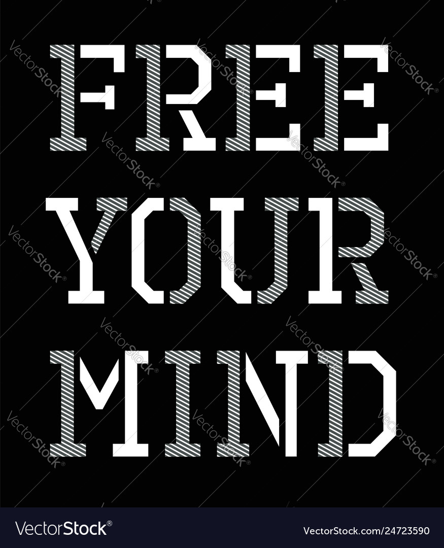 Quotes free your mind inspiring and creative motiv