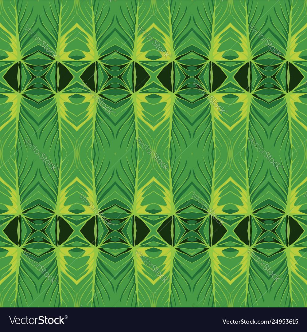 Geometrical green background
