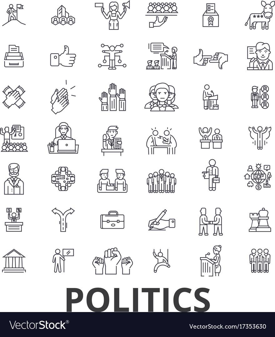 Politics politician vote election campaign
