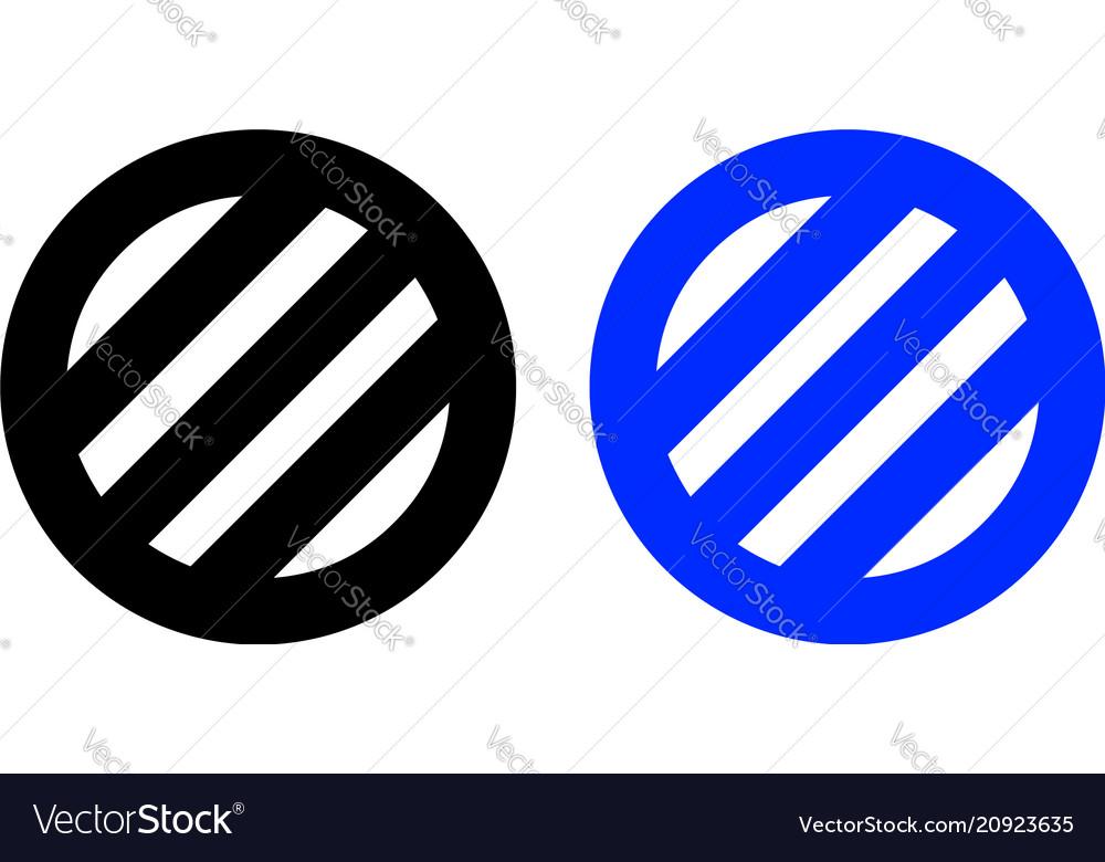 Ventilation grilles icon